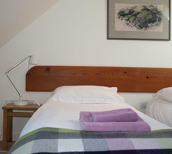 Third bedroom - Lerigoligan