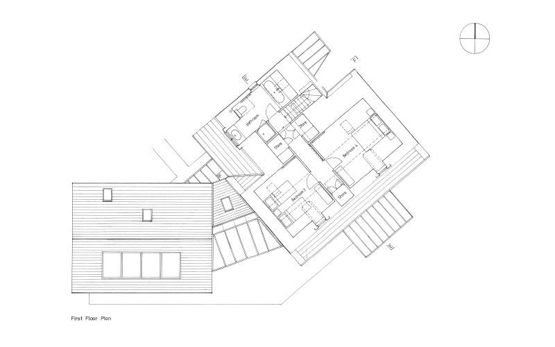 House first floor plan - Lerigoligan
