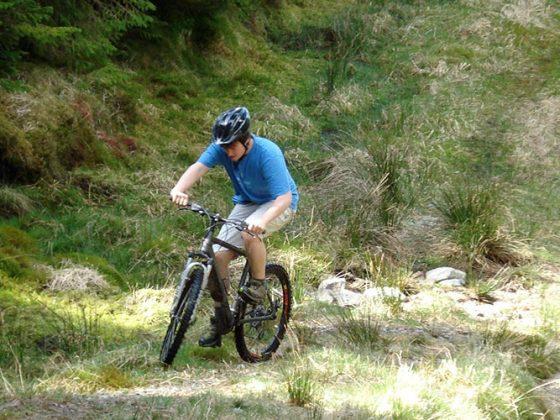 Mountain Biking - Lerigoligan