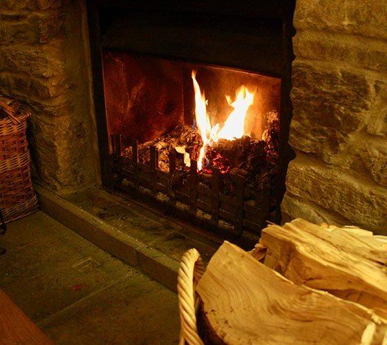 Open fire - Lerigoligan