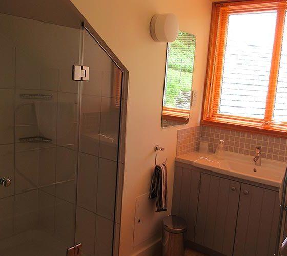 Small shower room - Lerigoligan