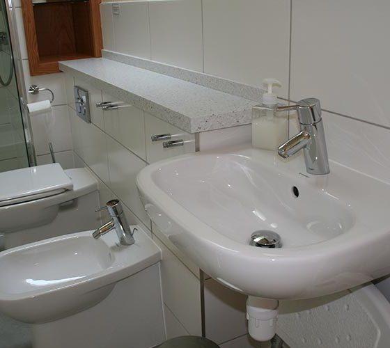 Big shower room - Lerigoligan
