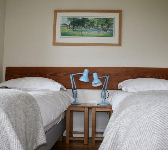 First bedroom Lerigoligan